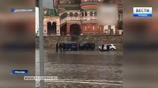 Глава Росгвардии убедил приморца, угрожавшего взорвать машину в Москве, сдаться полиции
