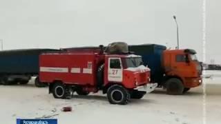 """На М-4 """"Дон"""" продолжает действовать ограничение на проезд транспорта"""