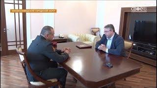 Ставропольский край и Росгвардия укрепят сотрудничество по вопросам безопасности