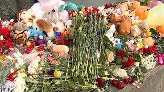 В Саранске прошла акция в память о погибших в кемеровской трагедии