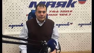 Говорите, мы вас слушаем! - 19.02.18 Булат Азнабаев, руководитель НОЦ истории башкирского народа