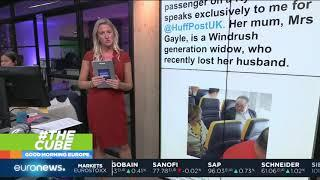#TheCube | Racist incident on Ryanair flight