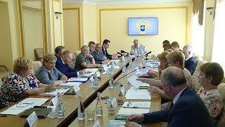 В Волгограде прошло заседание Совета руководителей Росстата