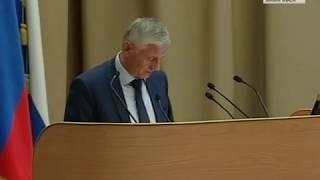 Расширенное заседание Правительства Хабаровского края