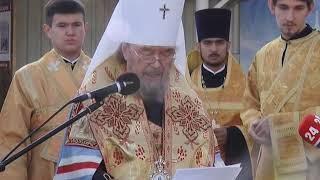 Возобновлено строительство Свято Екатерининского храма