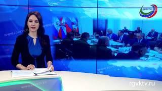 Министр обороны России Сергей Шойгу находится с рабочим визитом в Дагестане