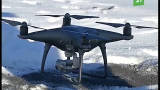 Летучий эко-отряд. В Челябинск отправят дроны на опасные производства
