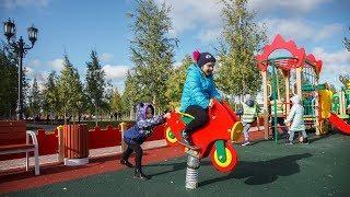 Детские площадки Нижневартовского района проверяют на безопасность