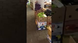 Оренбург: подземный пешеходный переход превратился в овощной рынок