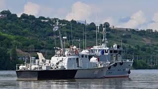 ВМФ перебросил катера к Крымскому мосту