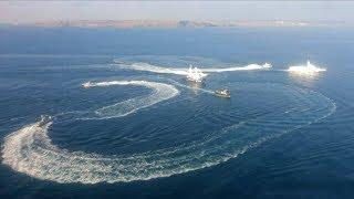 The Kerch Strait Incident (Ukraine - Russia)