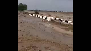 На Ставрополье машины утопают в грязи после потопа