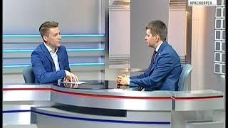 Интервью: гендиректор исполнительной дирекции Всемирной зимней Универсиады Максим Уразов