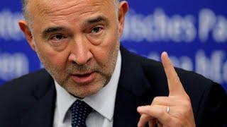 Бюджет Италии: возможны санкции