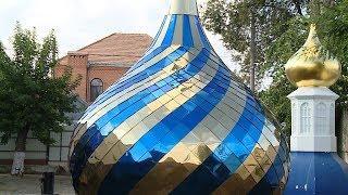 На храм Похвалы Пресвятой Богородицы установят новый купол
