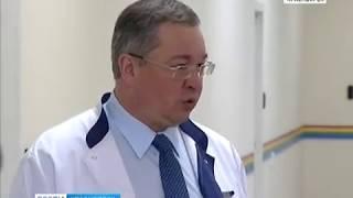 В Красноярск прибыл главный неонатолог страны Дмитрий Иванов