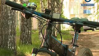 Пензенские полицейские раскрыли кражу велосипеда