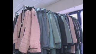 В Чебоксарах впервые открылась ярмарка верхней одежды «Ермак»  (На правах рек