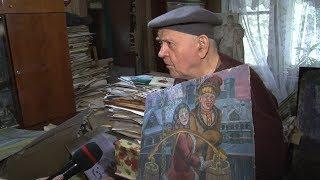 Волгоградский художник Лев Тырин: «Слоны и зебры разбегались по центру Сталинграда»
