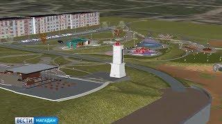 Проект сквера «Маяк» примет участие во Всероссийском конкурсе