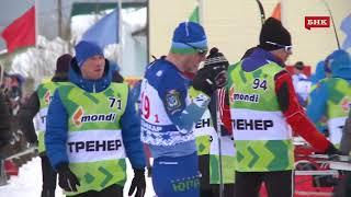 Командный спринт. Чемпионат России по лыжным гонкам 2018 года.  Классический стиль. Мужчины.