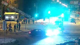 ДТП перекрестке улиц Плеханова и Кирова