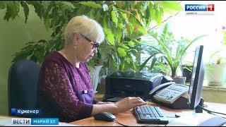 Заслуженный журналист Марий Эл из Куженера сотрудничает с ГТРК «Марий Эл» уже 30 лет