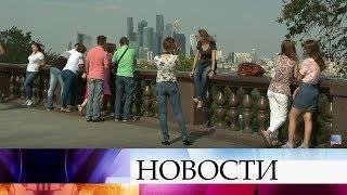 Погода в Москве в среду может вновь установить рекорд.