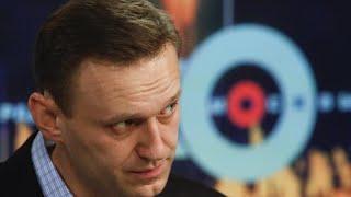 """Задержание Навального и """"сломанный мизинец"""""""