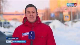 Самую высокую активность на выборах по Северо-Западу показывает Ненецкий округ