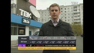 Прогноз погоды (14 мая)