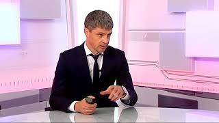 """Программа """"В центре внимания"""":Михаил Рябов."""