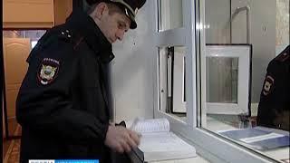 Красноярец борется за звание лучшего участкового России