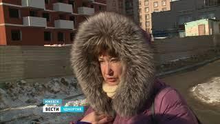 Долгострой на улице Петрова в Ижевске сменит застройщика