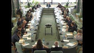 В Самарской губернской думе на совещании рабочей группы обсудили вопросы развития сельхозотрасли