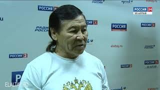 Сергей Саймин завоевал три золота чемпионата мира