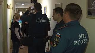 Пожарные и Прокуратура проверили симферопольский музтеатр
