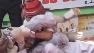 Чемпионат и первенство по русскому боевому джиу-джитсу прошёл в Биробиджане (РИА Биробиджан)