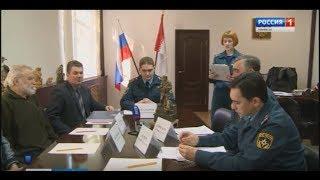 Спасатели Марий Эл провели пресс-конференцию по безопасности - Вести Марий Эл