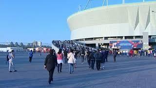 Центр Ростова в дни проведения матчей ЧМ-18: где пройти, где проехать