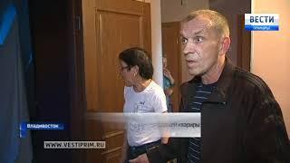 Прокуратура: Обрушение кровли в одном из домов Владивостока произошло в период капремонта