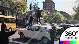 В Ереване встал весь общественный транспорт - СМИ2