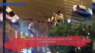 Два человека пострадали в дорожной аварии в Череповце