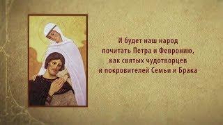 День семьи, любви и верности в Саранске