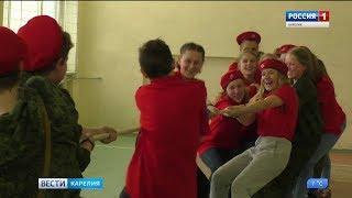 """Военно-патриотическую игру """"Победа"""" провели в Сортавале"""