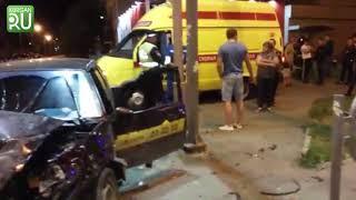 В Кургане таксист отметил День ВДВ и устроил ДТП с пострадавшими