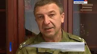 Костромской СОБР отмечает своё 25-летие