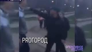 В Заволжском районе Ярославля толпа подростков устроила настоящее побоище
