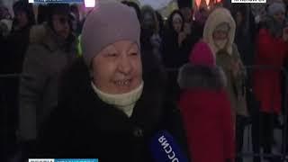 """В Норильске прошёл фестиваль """"Большой аргиш"""""""