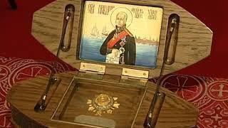 На православной выставке в Ярославле представили экспозицию, посвященную адмиралу Федору Ушакову